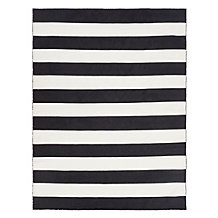 Capri Indoor/Outdoor Rug - Black