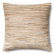 Mateo Hair On Hide Pillow 22