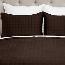 West Street Quilted Coverlet Set