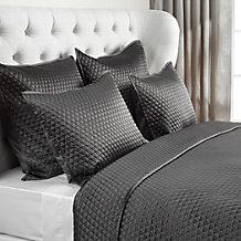 Avalon Bedding - Charcoal