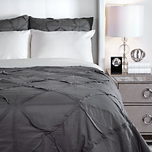 Wilshire Bedding - Charcoal