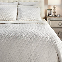 Leigh Bedding - White