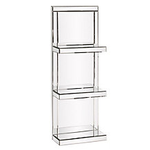 Paulet Mirrored Shelf