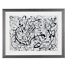 Jackson Pollock - Number 14, Gray
