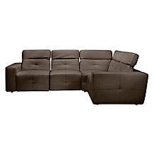 Milan Sectional - Grey