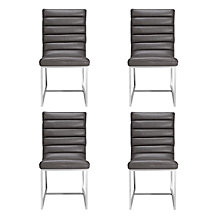 Chic Combo- 4 Gunnar Side Chairs