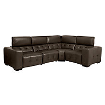 Bleeker Powered Reclining Sectional