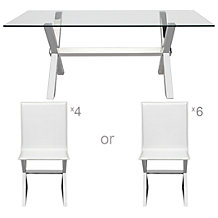 Chic Combo - Axis Dining Collection