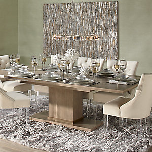 Quinn Relaxed Dining Room Inspiration