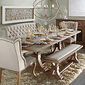 Archer Relaxed Dining Room Inspiration