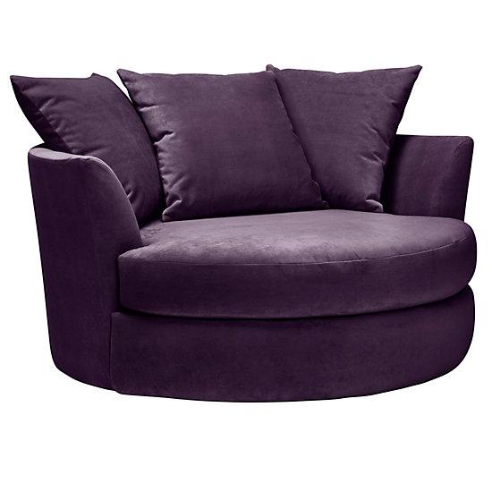 Cuddler Swivel Sofa Chair Roselawnlutheran