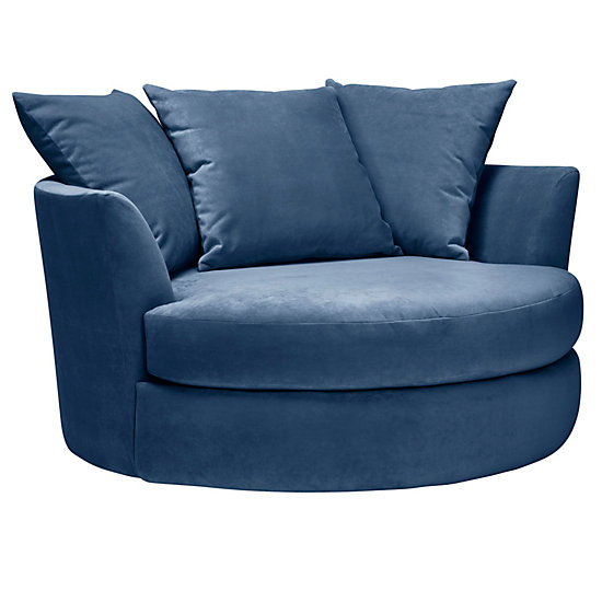 Cuddler Swivel Sofa Chair Roselawnlutheran
