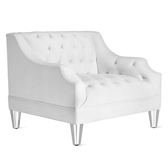 Simone Chair | Simone Living Room Inspiration | Living Room Inspiration |  Inspiration | Z Gallerie