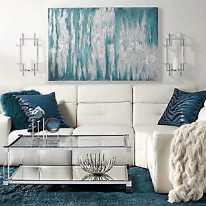 Cerulean Milan Living Room Inspiration
