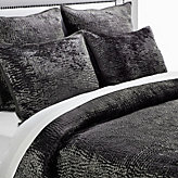 Dual King Coverlet - Charcoal