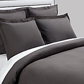 Queen Duvet Cover - Charcoal