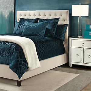 Praque Cerulean Bedroom Inspiration