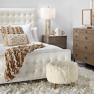 White West Street Bedroom Inspiration