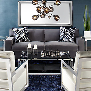 Modern Merritt Living Room Inspiration