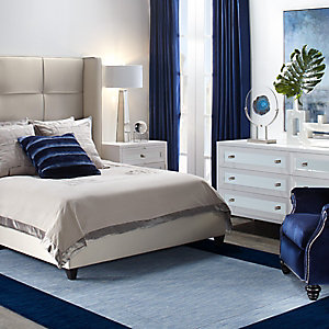 Modern Nina Hudson Bedroom Inspiration