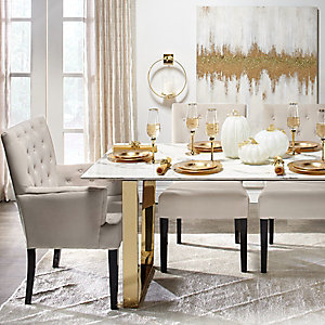 Mila Dining Room  Inspiration