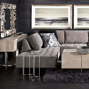Vapor Clifton Relaxed Living Room Inspiration