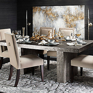 Timber Relaxed Fall Dining Room Inspiration