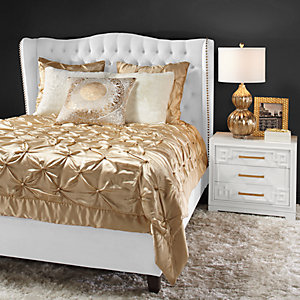 Get The Look Golden Slumber Bedroom