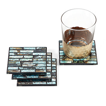 Aegean Coasters - Set of 4