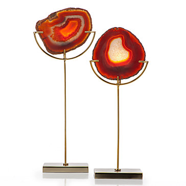 Agate Tealight - My 8 Faves Under $100 For June From ZGALLERIE