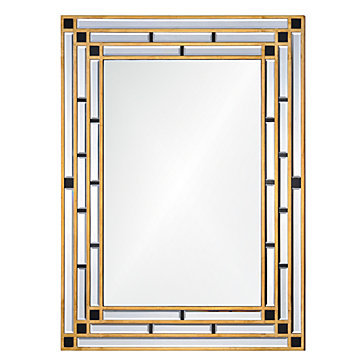 Amalia mirror mirrors mirrors wall decor decor z for Mirror z gallerie