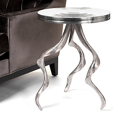 Antler Accent Table