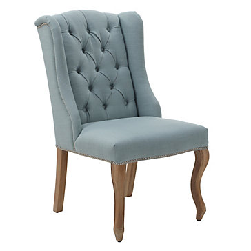 Archer dining chair regal romance dining room for Z gallerie dining room chairs