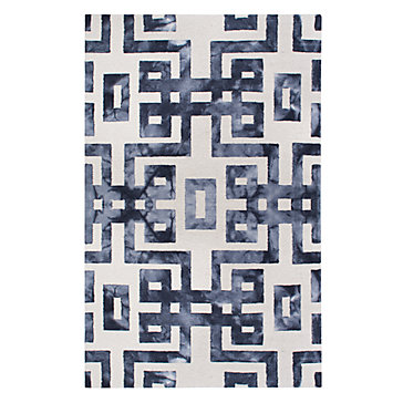 Ashbury Rug - Midnight Blue