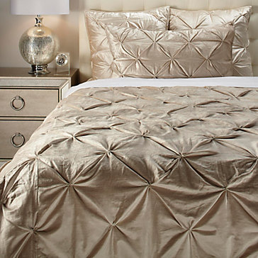 Avignon Bedding Champagne Luxe Layering Collections