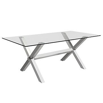 Z Gallerie  Axis Dining Table