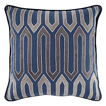 Throw Pillows Z Gallerie : Bayard Pillow 22
