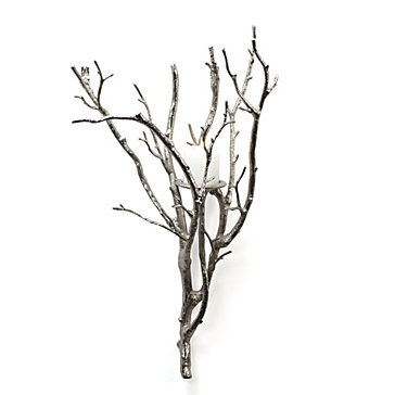 Branch Wall Sconce Candleholders Decor Z Gallerie