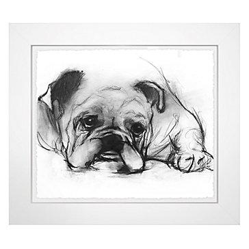 Z Gallerie Bulldog Gifts  Z Gallerie