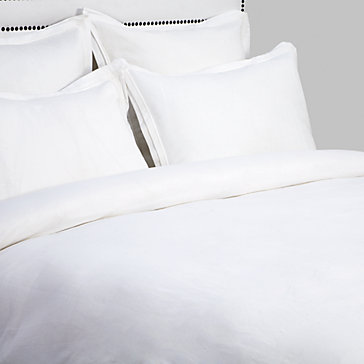 Camerson Bedding - White