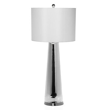 silver century table lamp z gallerie With z gallerie century table lamp