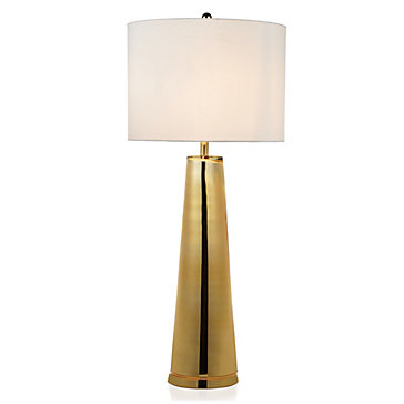 Century Gold Table Lamp