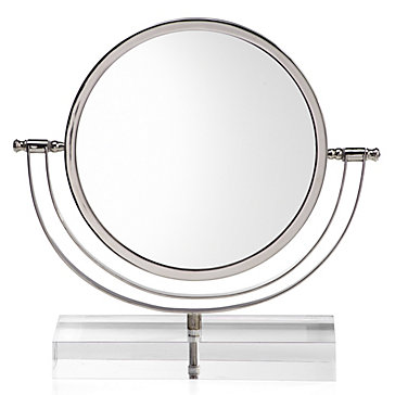 charlene stand mirror bathroom accessories storage