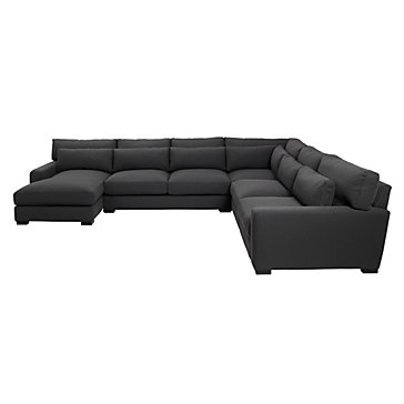 Cooper Sectional - 4PC With Chaise | Sectionals | Living Room