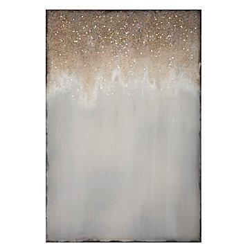 Dust Of Dawn Glittering Art Z Gallerie