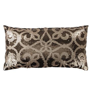 Throw Pillows Z Gallerie : Elysee Pillow Throw Pillows Bedding and Pillows Z Gallerie