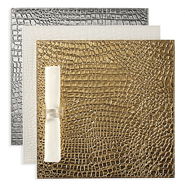 Everglades Placemats Set Of 4 Z Gallerie