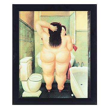 Fernando Botero - Bath