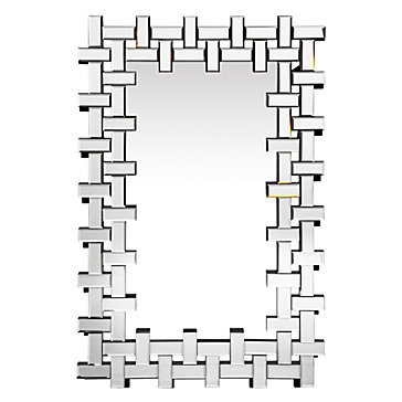 Finn mirror wall mirrors mirrors mirrors wall for Mirror z gallerie