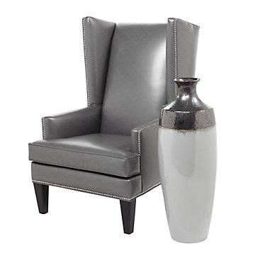 """Fog Vase - 36.75""""H"""